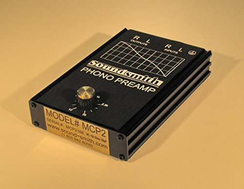 Soundsmith MCP2 Hi-End Moving Coil Phono Preamp- Variable Loading and Power Supply by SoundSmith