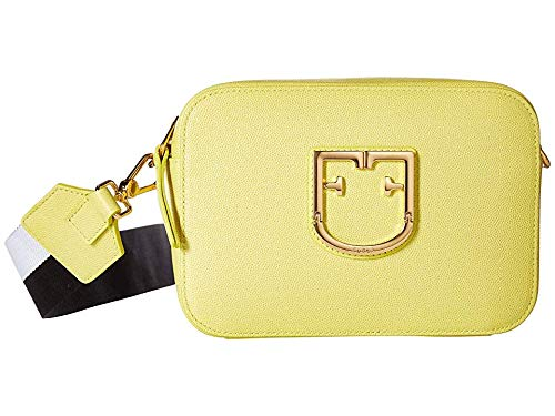 Furla Women's Brava Mini Crossbody Lime One Size
