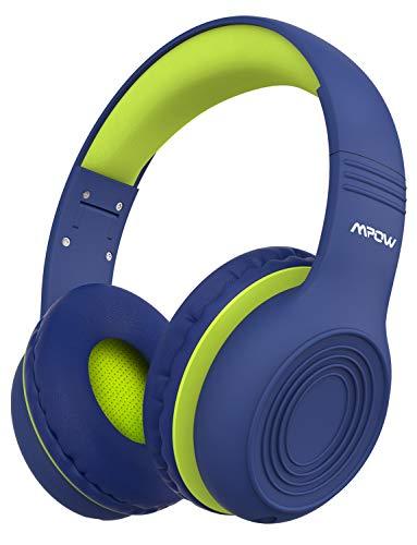 Kids Headphones, Mpow CH6 Children Headphone Over Ear, Wired Headset Volume...