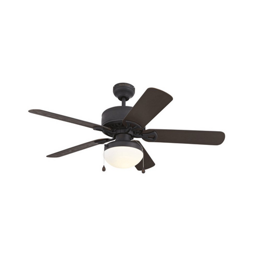 Set of 2 harbor breeze calera 52 in aged bronze outdoor downrod or set of 2 harbor breeze calera 52 in aged bronze outdoor downrod or flush mount ceiling fan energy star 40107 amazon aloadofball Choice Image