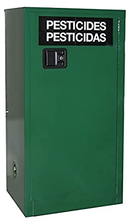 SECURALL AG105 Pesticide Storage Cabinet 2 Door 12 Gal Cap 35 x 24 & SECURALL AG105 Pesticide Storage Cabinet 2 Door 12 Gal Cap 35 x ...