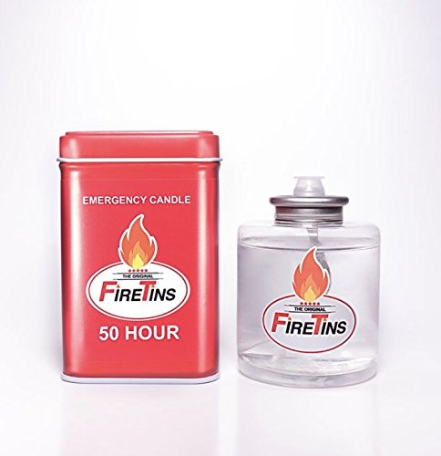 Firetins Emergency Candle 50 Hour