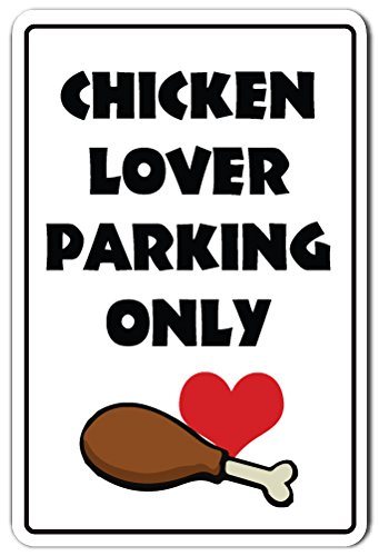 CHICKEN FARMER Sign parking farm rancher eggs coop feed ranch