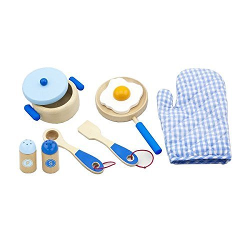 Viga Toys - 50115 - Cooking Tool Set - Prince