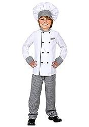 Child Chef Costume