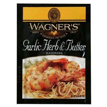 & Butter Seasoning Mix, .35-ounce (Pack of 6) (Herb Butter Pasta)