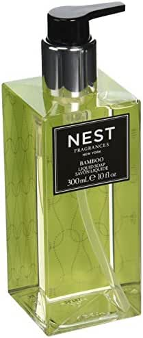 NEST Fragrances Liquid Hand Soap- Bamboo , 10 oz
