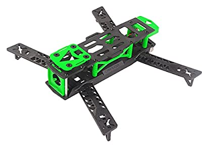 Hobby-Ace 2 Sets H260 FPV Racing Quadcopter Frame Kit with Taillight and Propellers as QAV250 etc