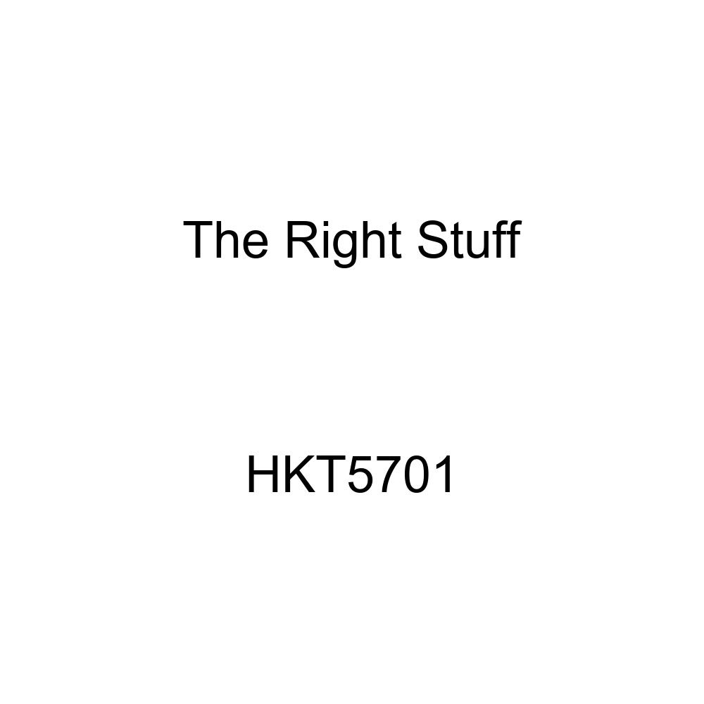 The Right Stuff HKT5701 Manual Drum Front Brake Line Kit 3 Piece