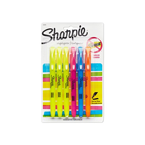 sharpie-accent-pocket-style-highlighters-6-colored-highlighters-27876pp
