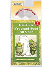 Frog and Toad All Year Book and CD