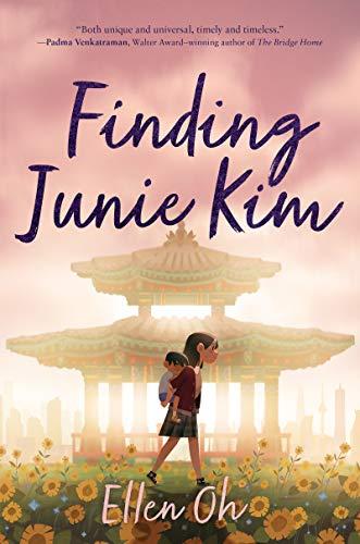 Book Cover: Finding Junie Kim