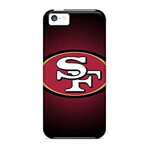 Tpu Fashionable Design San Francisco 49ers Rugged Case Cover For Iphone 5c New