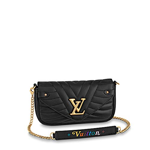 Louis Vuitton New Wave Chain Pochette Crossbody Bags Purse Handbags