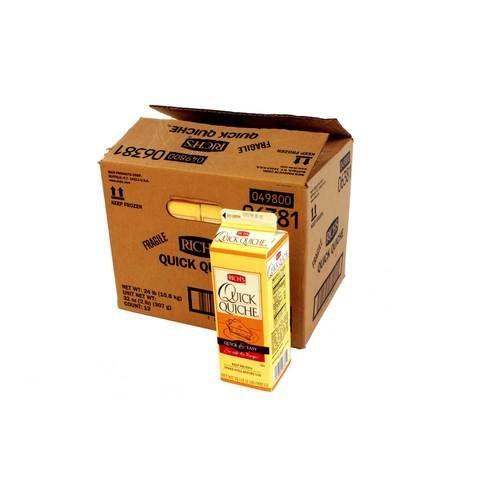 Rich Products Quick Quiche Mix, 2 Pound -- 12 per case.