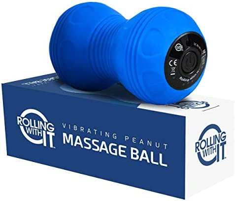 Professional Vibrating Peanut Massage Ball product image