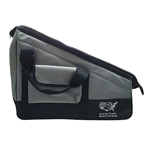 Superior Parts H850 22'' Long x 16'' x 8'' Tall x 4'' Wide Heavy-Duty Framer Nail Gun Tool Bag With Extra Storage Pockets by Superior Parts