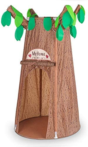 Forest Pretend Assembly Portable Carrying product image