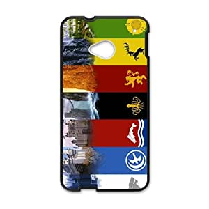 Wonderful country scenery Cell Phone Case for HTC One M7