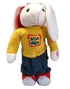 Amazon.com: AVON Hip Hop Harry Singing & Dancing Rabbit ...