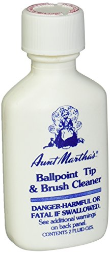- Aunt Martha's Tip & Brush Cleaner-2 Ounces