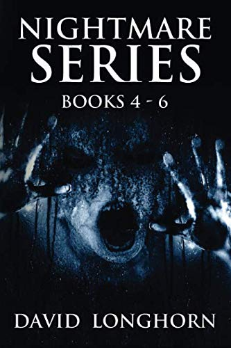 - Nightmare Series: Books 4 - 6: Supernatural Suspense with Scary & Horrifying Monsters