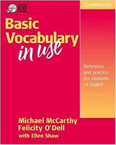 Amazon.com: Basic Vocabulary in Use: Reference and Practice for ...