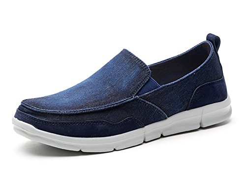HK8705 8705 Uomo M TIOSEBON Blue Mocassini PRxUxdw