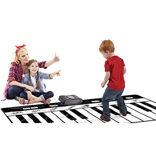 QXMEI Children's Piano Blanket Toddler Blanket Dance Mat Crawling Mat Gift Toy 18069 cm by QXMEI (Image #7)