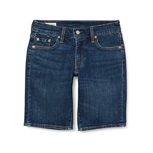 chollos oferta descuentos barato Levi s 511 Slim Hemmed Denim Shorts Rye Short 29 para Hombre