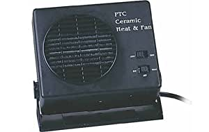 Amazon Com 12 Volt Dc 150 300 Watt Portable Car Ceramic