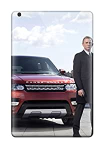 Theodore J. Smith's Shop Hot 6388287I38303991 Perfect Tpu Case For Ipad Mini/ Anti-scratch Protector Case (james Bond Range Rover Sport 2014)