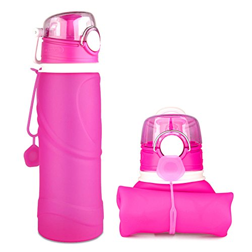 filtered collapsible water bottle - 4