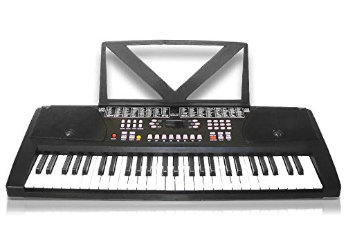 54 Keys Keyboard Electronic Digital Piano - with Notes Holde
