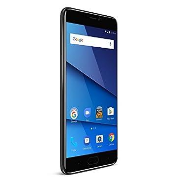 BLU VIVO 8 5.5 Full HD, 4G LTE Smartphone -64GB + 4GB RAM (Black)