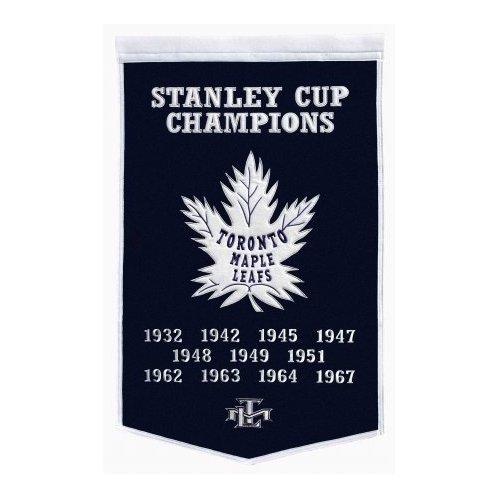 (Winning Streak NHL Toronto Maple Leafs Dynasty Banner)