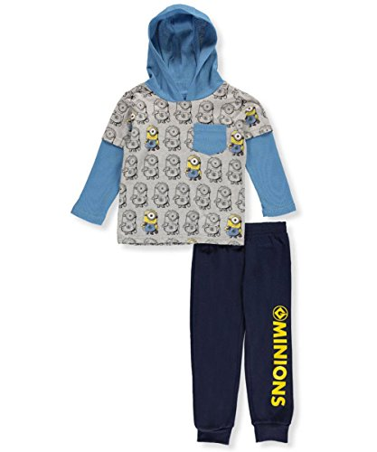 Minion Outfit Kids (Despicable Me Little Boys' Toddler