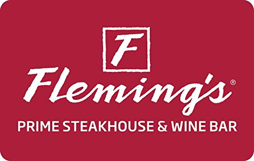 Fleming's Gift Card E-Mail Delivery