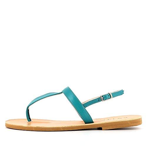 Evita »GRETA« Sandale, blau, petrol