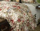 Best Lauren by Ralph Lauren Bed Skirts - Lauren by Ralph Lauren Coastal Garden Floral Bedskirt Review