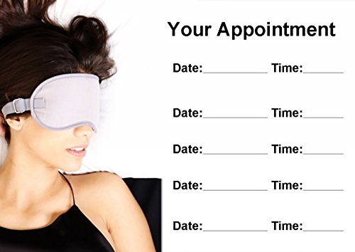 Beauty Treatment Spa Personalized Appointment Cards