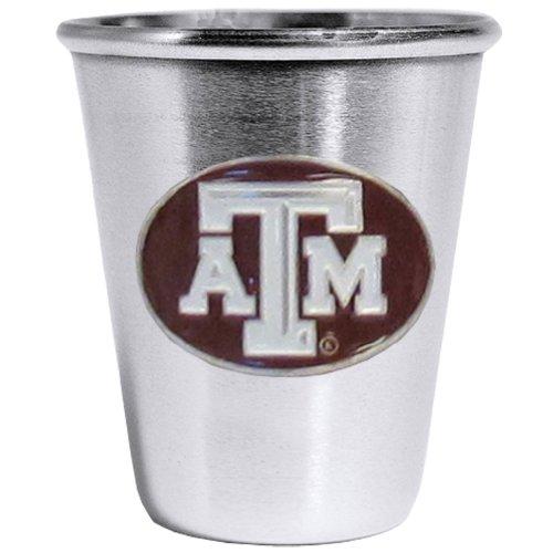 Siskiyou NCAA Texas A&M Aggies Steel Shot -