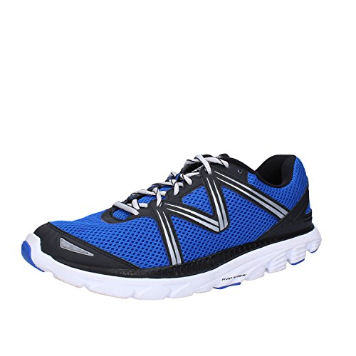 MBT Sneakers Men 9/9.5 US - 43 EU Blue Textile