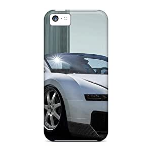Perfect Fit NEk8019TEIf New Bugatti Veyron 2013 Cases For Iphone - 5c