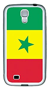 Samsung Galaxy S4 I9500 Cases & Covers - Senegal Flag Custom TPU Soft Case Cover Protector for Samsung Galaxy S4 I9500 - White