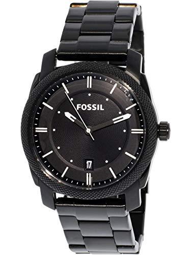 Fossil Men's Machine Quartz Stainless Steel Dress Watch, Col