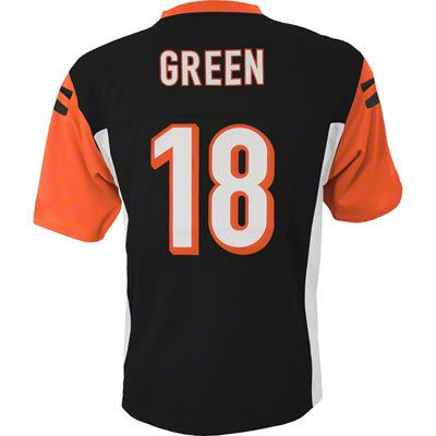 Youth Cincinnati Bengals Aj Green Nike White Game Jersey