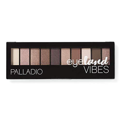 Palladio Eyeland Vibes Eyeshadow Palette, Horizon ()