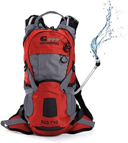 Geigerrig Pressurized Hydration Pack – RIG 710 – Orange