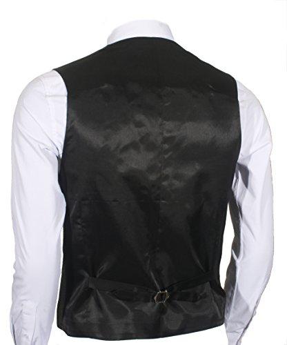 Black Tweed Homme Gilet Ruth amp;boaz KSBqKI8